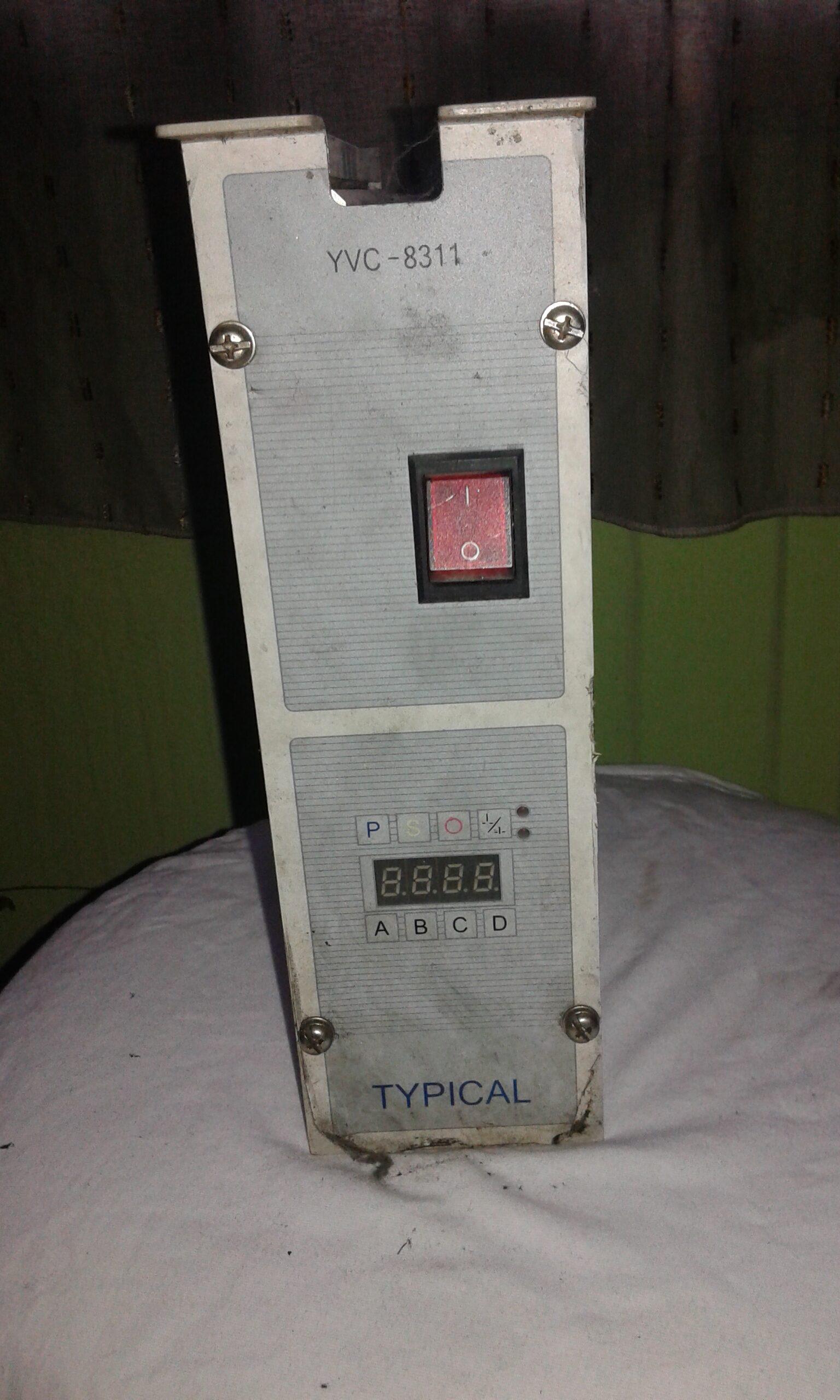 Typıcal Elektronik Kontrol Paneli,Pastalbaşı Kumaş Kesim Motoru Bıçak Muhafazası, Promethe Elektronik, Kumaş Kesim Motoru Bakım-Onarım Ve Tamir Servisi, İletişim: (+90) 0538 749 34 59