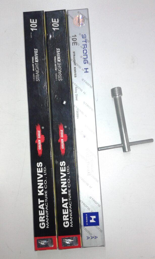 Dik Bıçak Kumaş Kesim Motoru Bıçak Anahtarı, Promethe Elektronik, Kumaş Kesim Motoru Tamiri Ve Yedek Parça Satışı